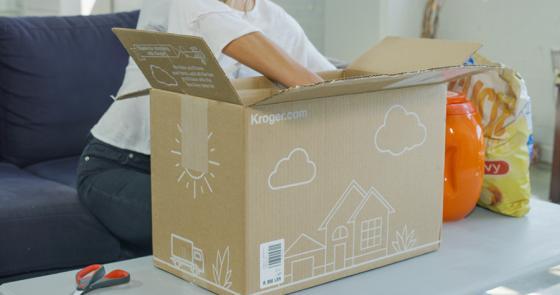 Kroger Debuts Direct-to-Customer Ecommerce Platform