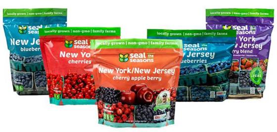 ShopRite Offering Local NY, NJ Frozen Fruit Seal the Seasons
