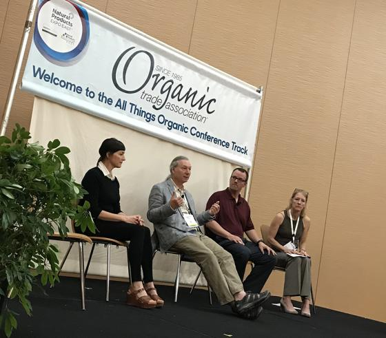 Expo East Panel Discusses Organic Retail Trends