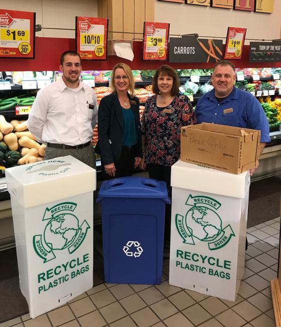 1st Giant Food Store Attains Zero-Waste Status Ahold Delhaize USA Sustainability