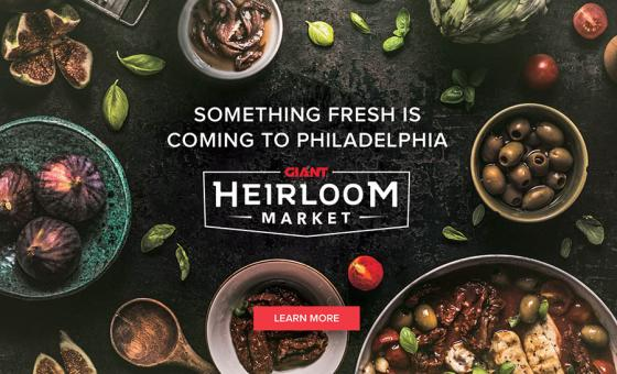 Giant Heirloom Market Coming to Philly