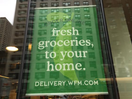 Whole Foods Now Delivers to Prime Now Subscribers in 53 Cities online grocers grocery technology
