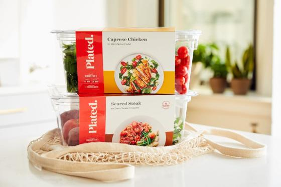 Albertsons Brings Plated Meal Kits to Southwest, Northeast Stores