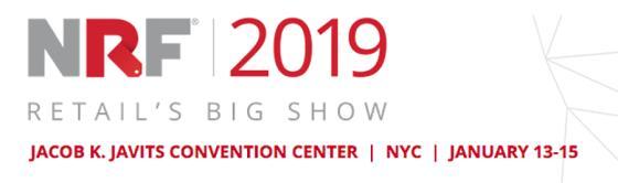 Food Retail Execs Among Keynoters at NRF 2019: Retail's Big Show