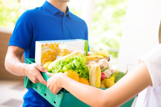 Fresh Has a Future for Online Grocers: Report grocery ecommerce grocery delivery online grocers