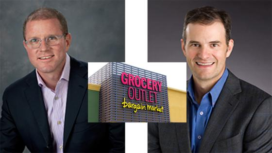 Grocery Outlet Names CEO and Vice Chair MacGregor Read Eric Lindberg