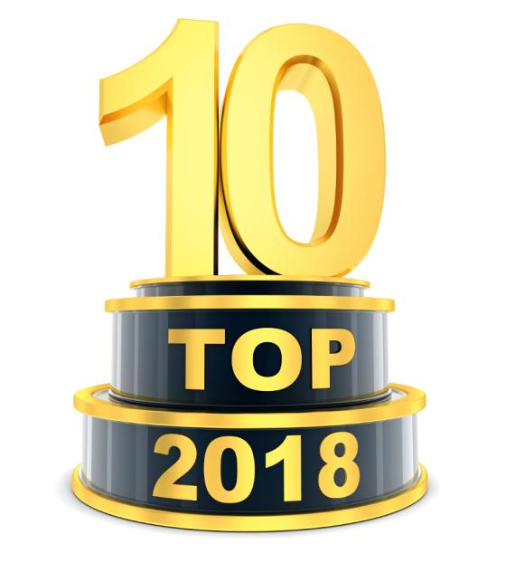 The Top 10 Overall Stories of 2018