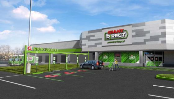Giant Food Ecommerce Hub Brings True Grocery Omnichannel to Lancaster, PA