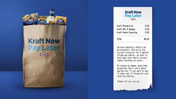 Kraft Opens Grocery Store Pop-Up for Federal Workers Grocery Store Pop-Up Jackson Whole Grocer