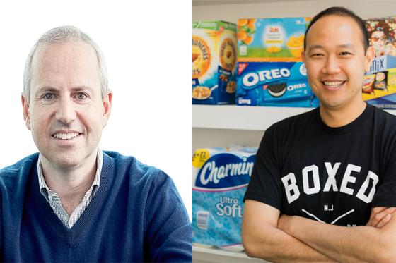 FMI Adds New Directors to Board Tim Steiner Ocado Chieh Huang Boxed Ecommerce