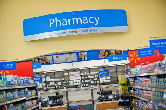 Walmart Leaving CVS Commercial, Managed Medicaid Retail Pharmacy Networks
