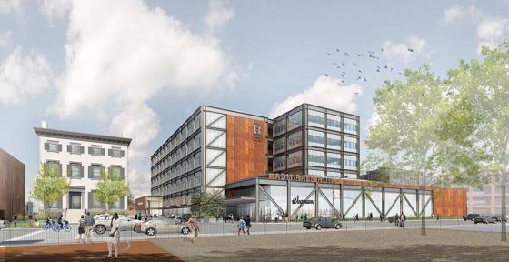 Wegmans Preps for Long-Awaited Brooklyn Store Opening Navy Yard