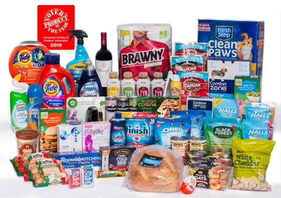 Aldi Private Label Items Among 2019 Product of the Year Award Winners