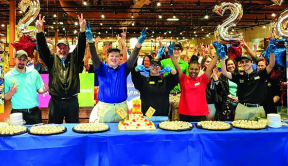Wegmans, Publix, Nugget Again Among Fortune 100 Best Companies to Work For