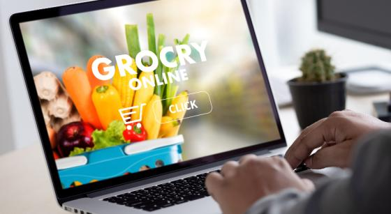 Grocery Ecommerce Sales in 2018 Soar Due to Consumer Confidence