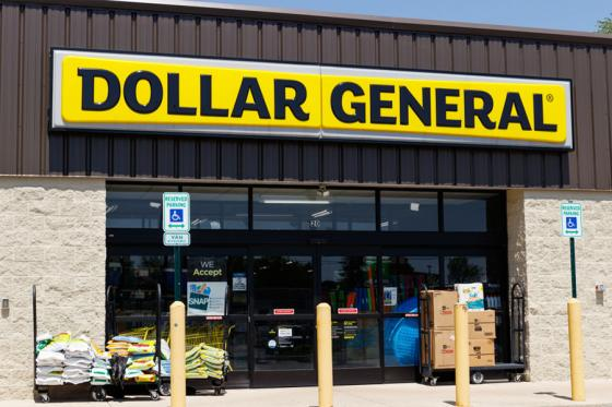 Dollar General to Open 975 Stores in Fiscal 2019