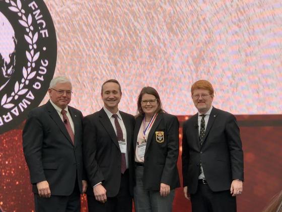 Gary & Leo's Fresh Foods IGA Honored as Retailer of the Year