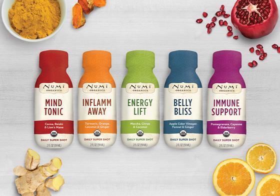 Numi Organic Daily Super Shots