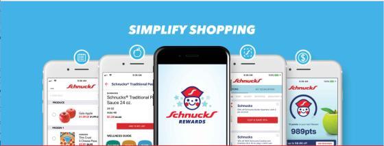Schnucks Upgrades App With Shopping Lists, Wellness Guide