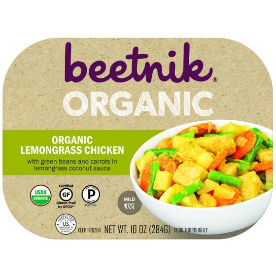 Beetnik Organic Entrées
