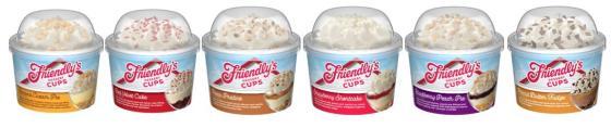 Friendly's Dessert Cups