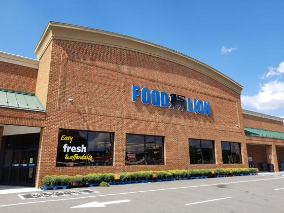 Food Lion Remodeling 23 Virginia Stores