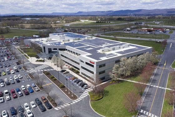 Giant Food Stores Unveils Rooftop Solar Array
