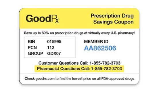 Tops, GoodRX Provide Prescription Savings