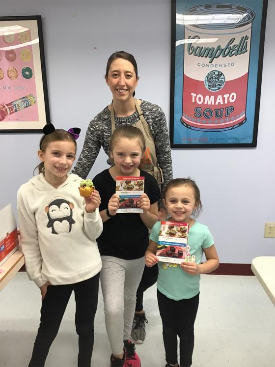 ShopRite Dietitian Receives 1st Produce for Kids Mission for Nutrition Scholarship