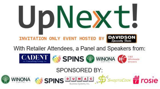 Davidson Specialty Foods Premieres UpNext! Food Event