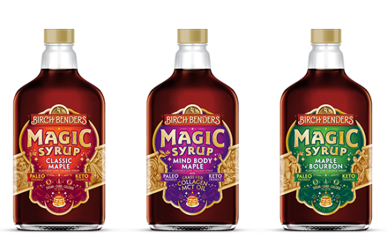 Birch Benders Magic Syrups
