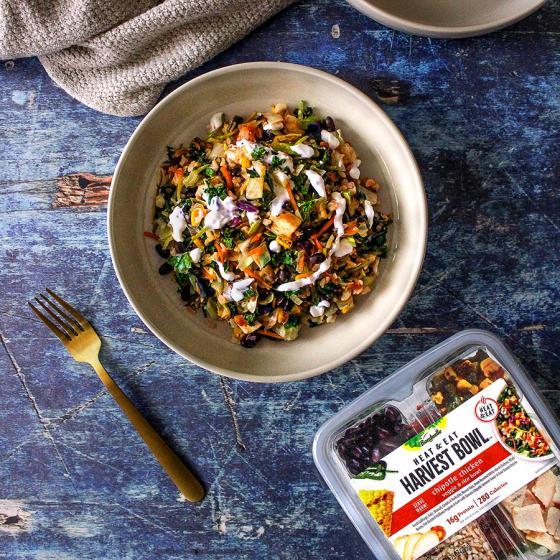 Bonduelle Heat & Eat Harvest Bowls
