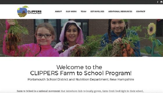 Hannaford Supports Local Farm-to-School Program