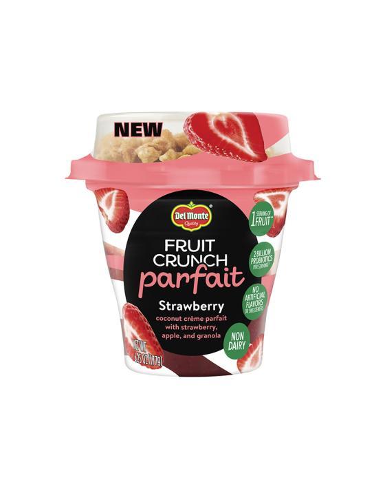 Del Monte Fruit Crunch Parfaits