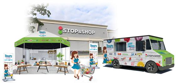 Stop & Shop, Hungry Girl Go on Food Truck Tour