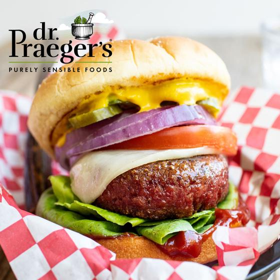Dr. Praeger's Perfect Burger
