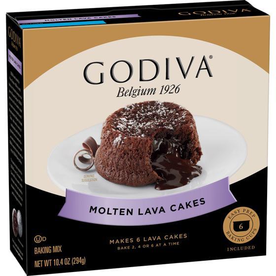 Godiva Premium Baking Mixes
