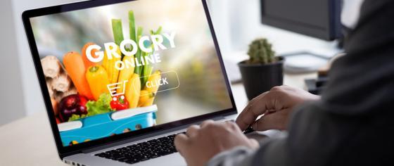 More Consumers Ordering Groceries Online: Report Omnichannel