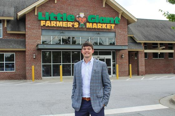Jackson Mitchell Holdings Acquires Independent Operator Little Giant Farmer's Market