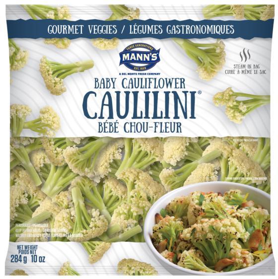 Mann's Caulilini Baby Cauliflower