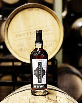 Lunds & Byerlys Launch Custom Tattersall Straight Wheat Whiskey