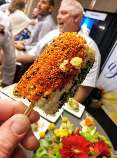 Japanese street corn