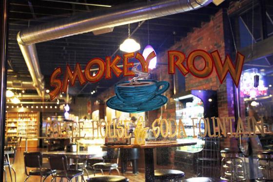 Hy-Vee to Open Smokey Row Coffee Co. Restaurants