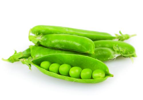 English peas, also called shell peas or garden peas