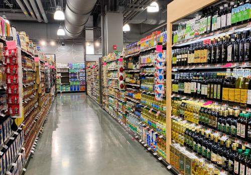 Roche Bros. at Arsenal Yards Wine