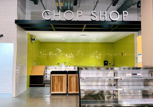 Roche Bros. at Arsenal Yards Chop Shop