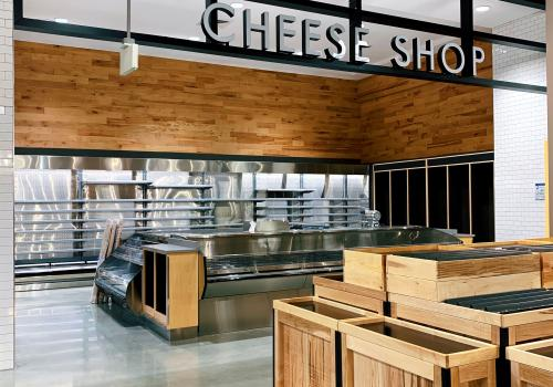 Roche Bros. at Arsenal Yards Cheese Shop