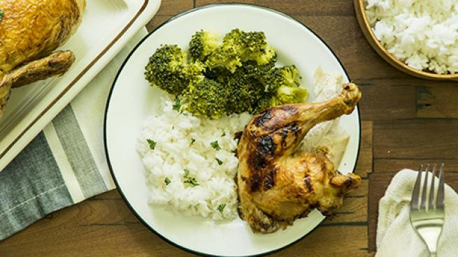 Earth Food Clean Food Security Daily Deal Rotisserie Chicken