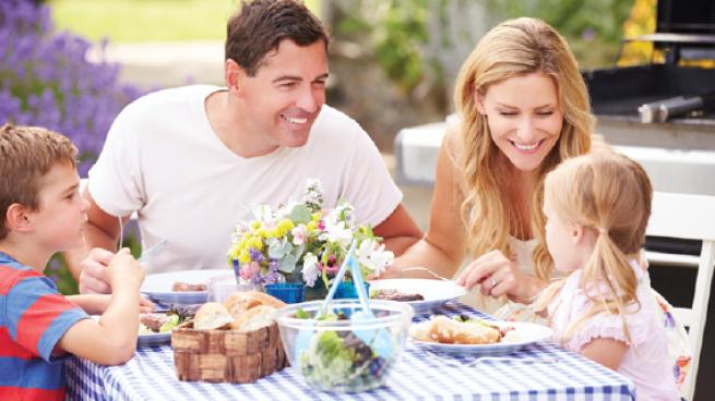 families seek easy meal solutions