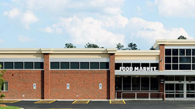 Generic Food Market